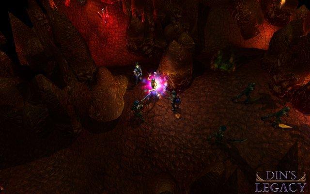 Screenshot - Din's Legacy (PC) 92595580