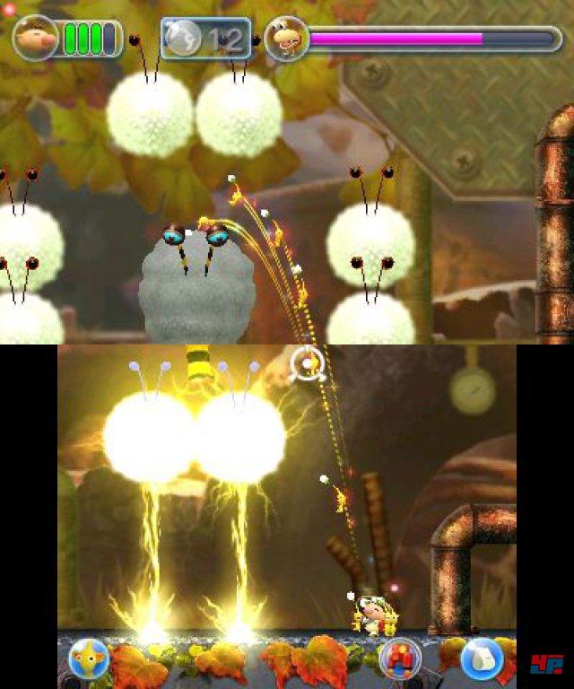 Screenshot - Hey! Pikmin (3DS) 92550137