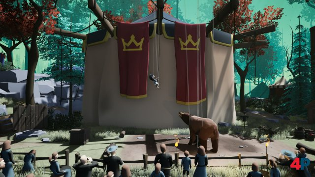 Screenshot - A Juggler's Tale (PC)