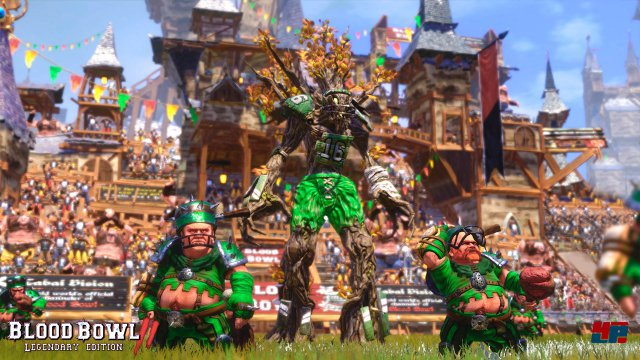 Screenshot - Blood Bowl 2 (Mac)