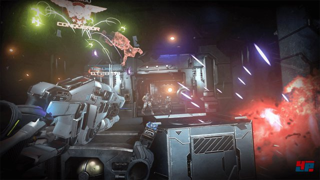 Screenshot - Mortal Blitz (PlayStationVR)