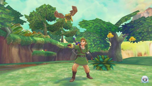 Screenshot - The Legend of Zelda: Skyward Sword (Wii) 2243432