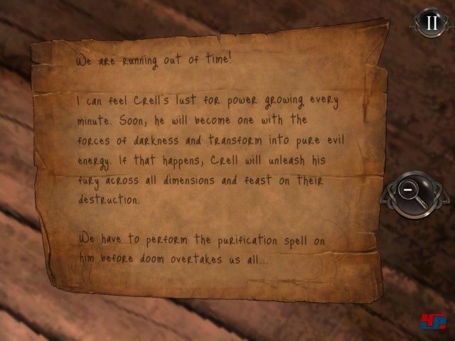 Screenshot - Hellraid: The Escape (iPad) 92486574