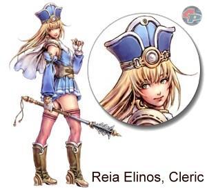 Reia Elinos, Quest-NPC 18688