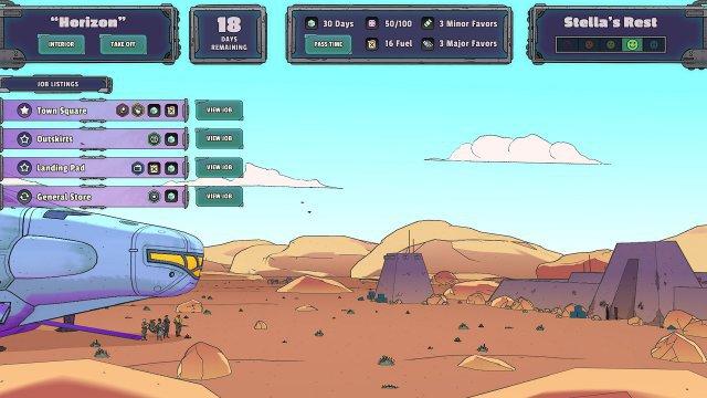 Screenshot - A Long Journey to an Uncertain End (PC) 92635896