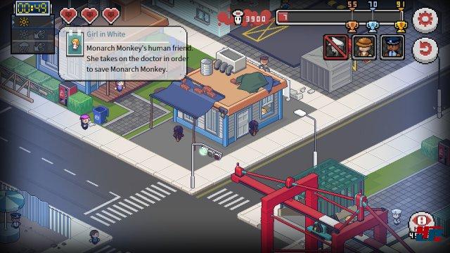 Screenshot - Death Coming (PC)
