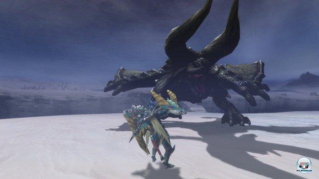 Screenshot - Monster Hunter 3 Ultimate (Wii_U) 92440022