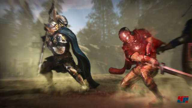 Screenshot - Berserk and the Band of the Hawk (PC)