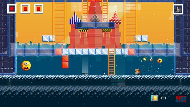 Screenshot - Spheroids (PC)