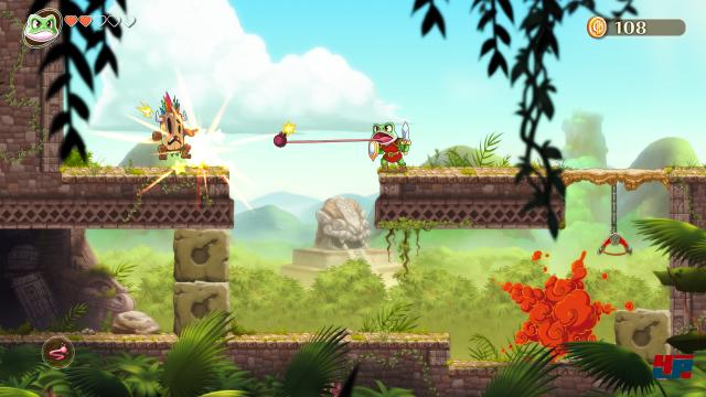 Screenshot - Monster Boy und das Verfluchte Königreich (PC) 92579719
