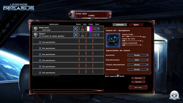 Screenshot - Legends of Pegasus (PC) 2392857
