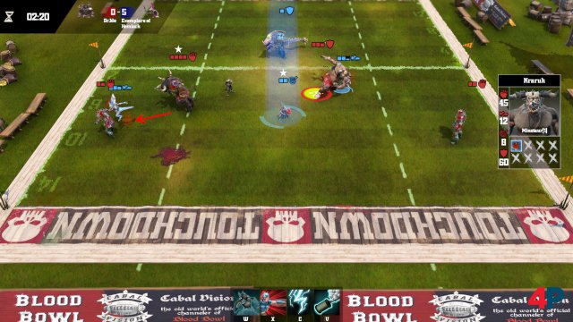 Screenshot - Blood Bowl: Death Zone (PC) 92592178