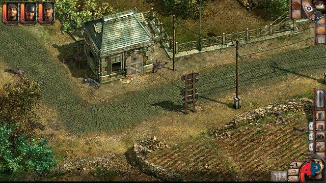 Screenshot - Commandos 2 (Android) 92604639