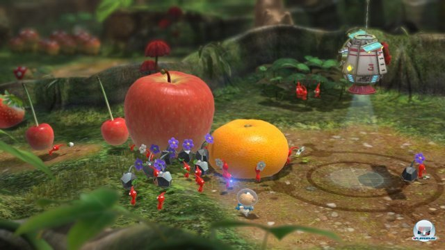 Screenshot - Pikmin 3 (Wii_U) 2360567