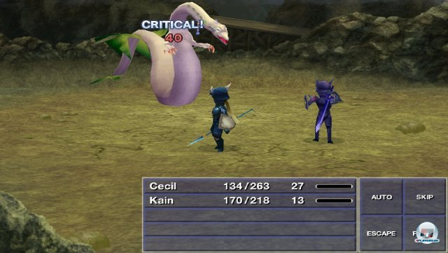 Screenshot - Final Fantasy IV (iPhone) 92435947