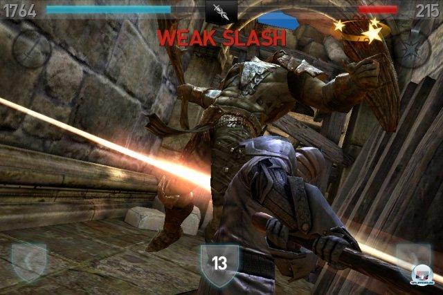 Screenshot - Infinity Blade 2 (iPhone) 2296902