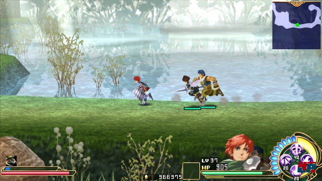 Screenshot - Ys SEVEN (PC)