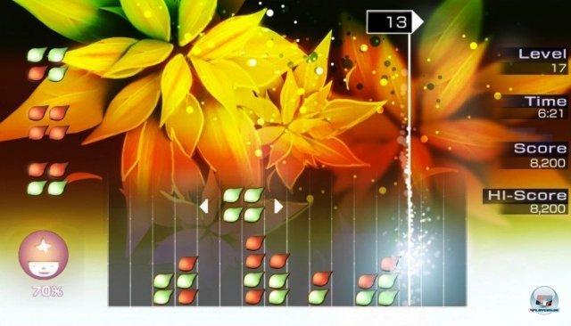 Screenshot - Lumines: Electronic Symphony (PS_Vita)