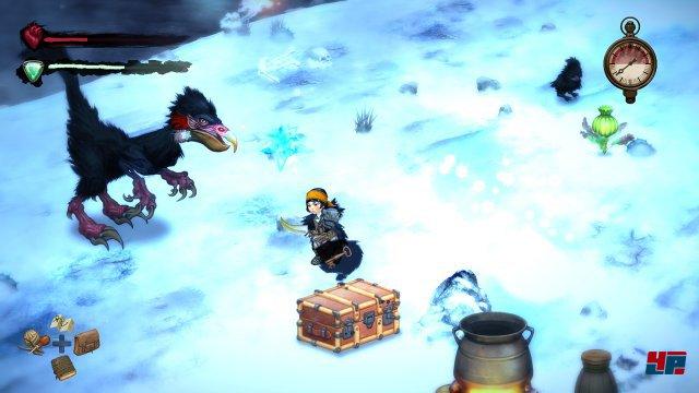 Screenshot - Smoke and Sacrifice (PS4)