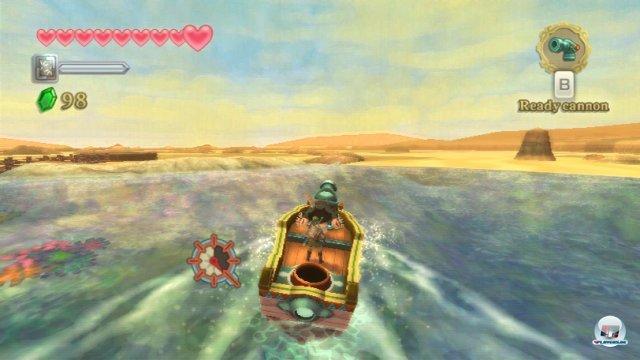 Screenshot - The Legend of Zelda: Skyward Sword (Wii) 2284142