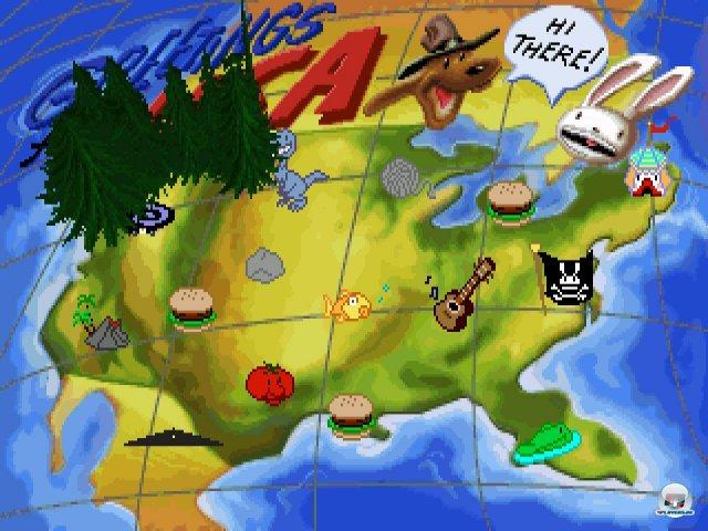 Screenshot - Sam & Max Hit the Road (PC) 92432007