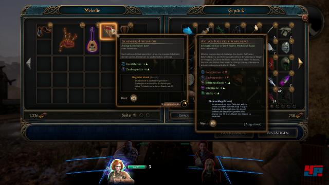Screenshot - The Bard's Tale 4: Barrows Deep (PC) 92574226