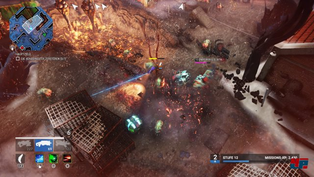 Screenshot - Alienation (PlayStation4) 92524847