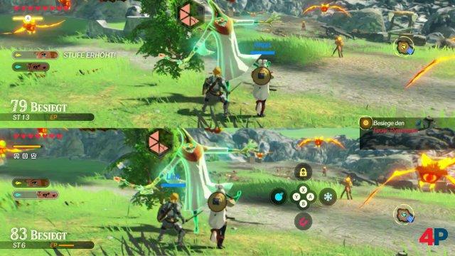 Screenshot - Hyrule Warriors: Zeit der Verheerung (Switch) 92629187