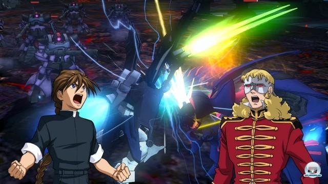 Screenshot - Dynasty Warriors: Gundam 3 (360) 2224318