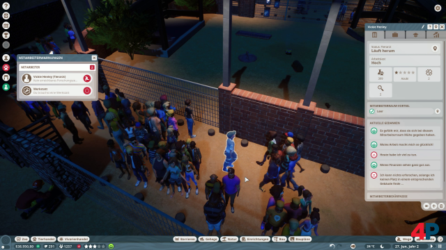 Screenshot - Planet Zoo (PC) 92600225