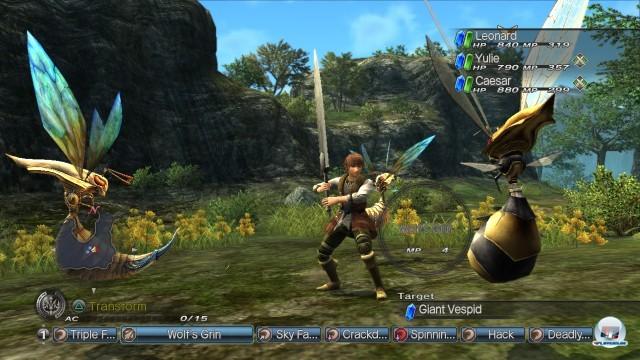Screenshot - White Knight Chronicles II (PlayStation3) 2226889