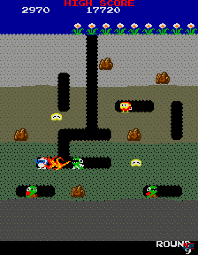 Screenshot - Dig Dug (PC) 92562497