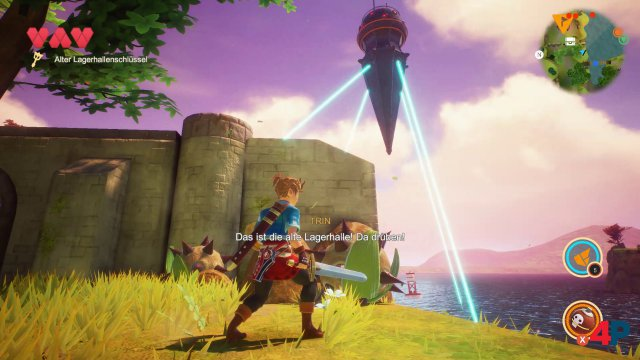 Screenshot - Oceanhorn 2: Knights of the Lost Realm (Switch) 92628175