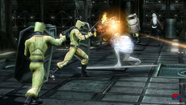 Screenshot - Marvel: Ultimate Alliance (PC)