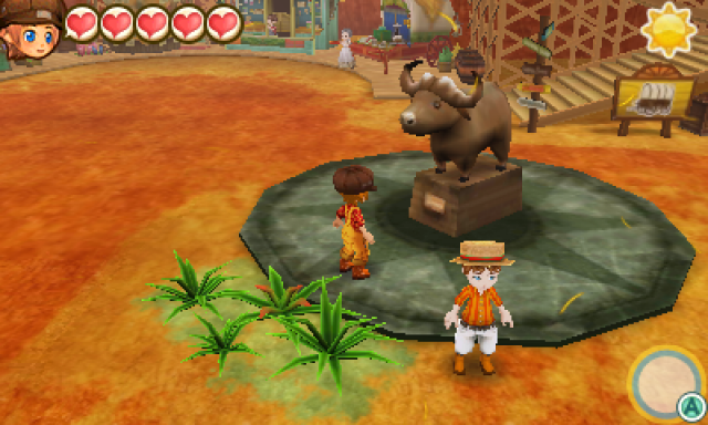Screenshot - Story of Seasons: Trio of Towns (3DS) 92554153