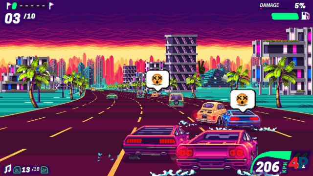 Screenshot - 80's Overdrive (Switch) 92612846