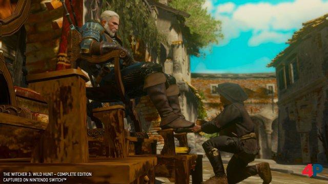 Screenshot - The Witcher 3: Wild Hunt (Switch) 92594580