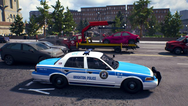 Screenshot - Police Simulator: Patrol Officers (PC) 92634562