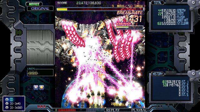 Screenshot - Crimzon Clover - World EXplosion (Switch) 92628120