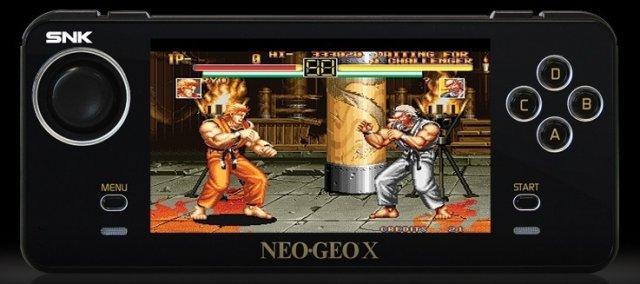 Screenshot - Neo-Geo X Gold (PC)