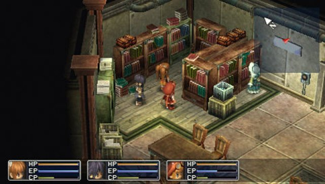 Screenshot - The Legend of Heroes: Trails in the Sky (PSP) 2290372