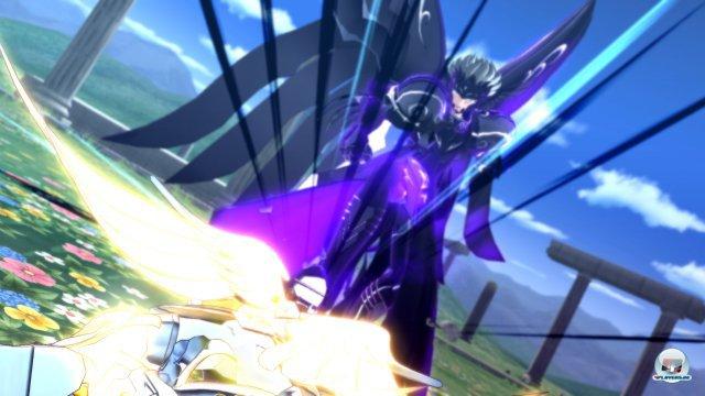 Screenshot - Saint Seiya: Brave Soldiers (PlayStation3) 92470566