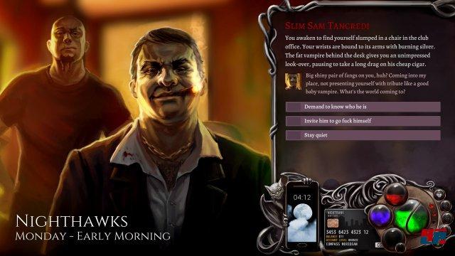 Screenshot - Nighthawks (PC)
