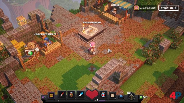 Screenshot - Minecraft Dungeons (PC) 92614191