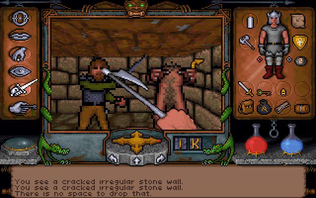 Screenshot - Ultima Underworld: The Stygian Abyss (PC) 92562204