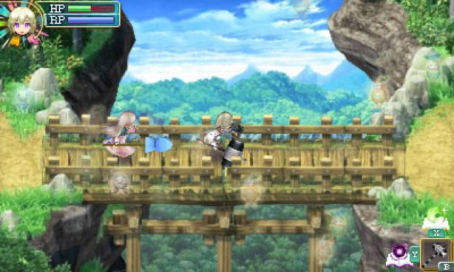 Screenshot - Rune Factory 4 (3DS)