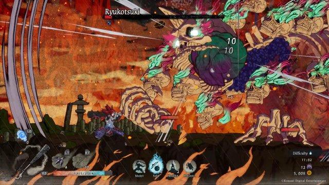 Screenshot - GetsuFumaDen: Undying Moon (PC, Switch) 92639432