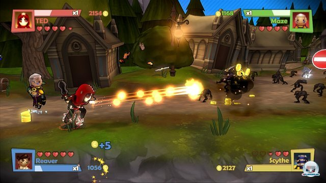Screenshot - Fable Heroes (360) 2345542