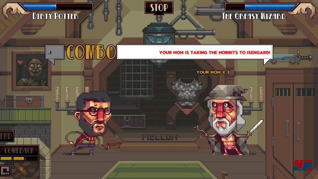 Screenshot - Oh...Sir! The Hollywood Roast (Android) 92541666
