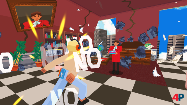 Screenshot - Say No! More (PC)